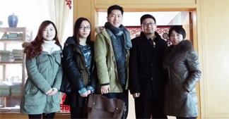 【强强联手】卓简与中国美术学院大亨韩老师携手民族复兴梦!