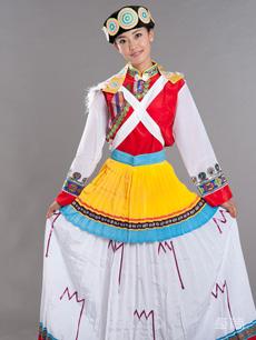 纳西族服饰定制