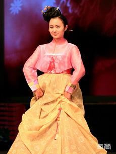 朝鲜族服饰定制