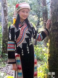 拉祜族服饰定制