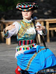 普米族服饰定制