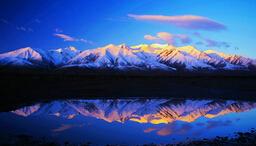山崇拜——藏族的原始崇拜(一)