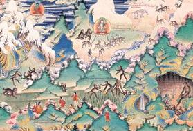 猕猴崇拜——藏族的原始崇拜(五)