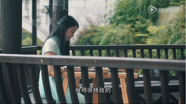 【陈水琴】她才是大家闺秀-杭州双面绣传承人