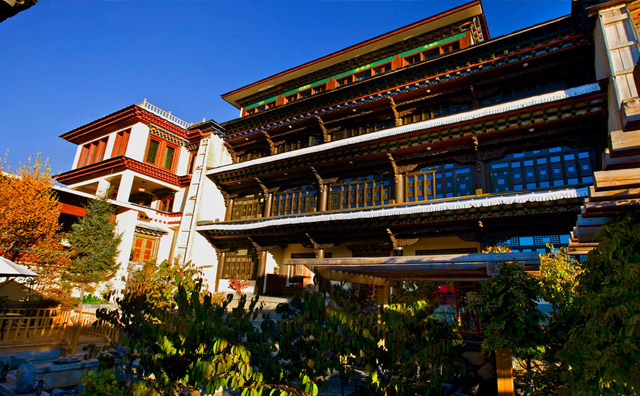 【主题餐厅】德民堂藏族餐厅会所开业换新装,新利彩票app下载轻松完成