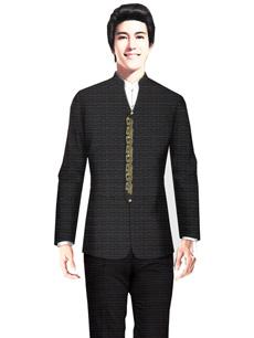 畲族公务员服饰方案设计
