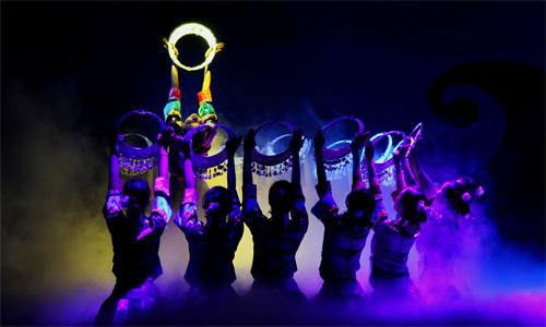 【首登CCTV】乐虎国际官网少数民族服装  首登CCTV电视舞蹈大赛
