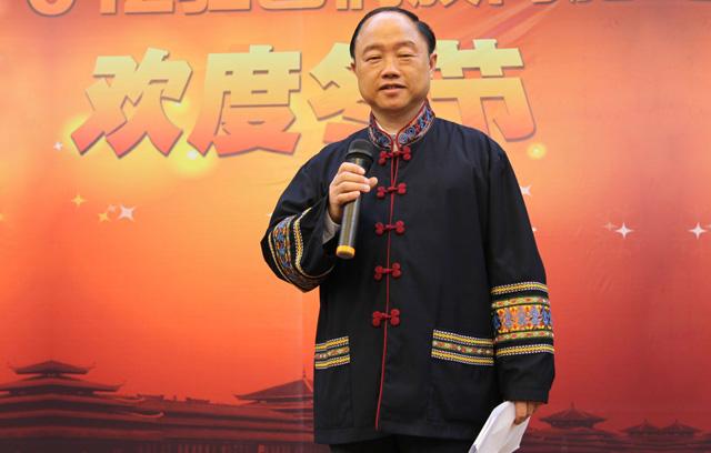 【贵州】民族政府机构服装  选对厂家更安心