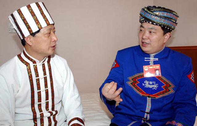 【湖南】民族公务员服装设计  只有博猫平台代理最专业