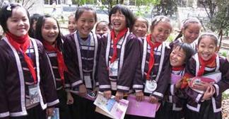 【湖南】定做特色侗族校服不是难事 乐虎国际官网帮你实现梦想