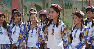 【新疆】0898read.com维吾尔族校服 成功入驻边疆