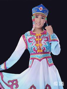 蒙古族服饰定制