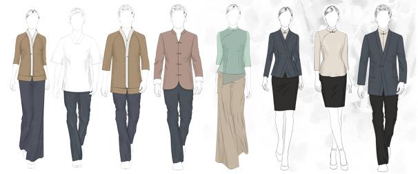 服装整体解决方案