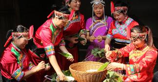 畲族歌会——封龙节