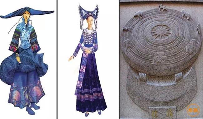 """源于""""百越族群""""的民族服饰与图腾崇拜"""