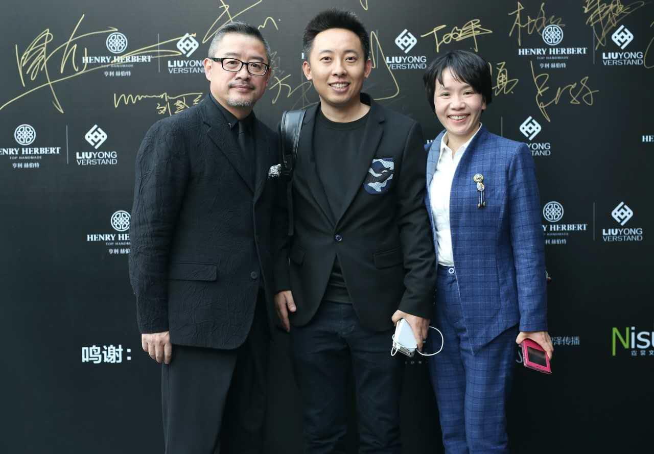 卓简品牌创始人刘湘萍受邀出席2016中国国际时装周