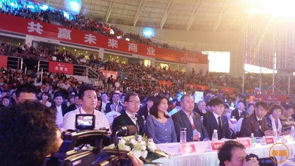 卓简CEO刘湘萍亲聆格力董事长董明珠在2016年世界微商大会演讲有感