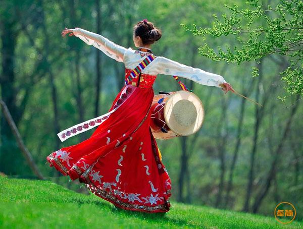 少数民族文化产物——朝鲜族民族服饰