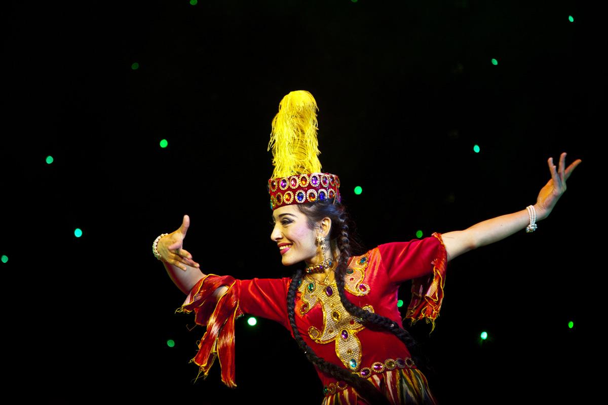 维吾尔族舞蹈的风格特点有哪些?