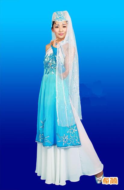 首页 少数民族服装 回族服饰 传统回族服饰定制