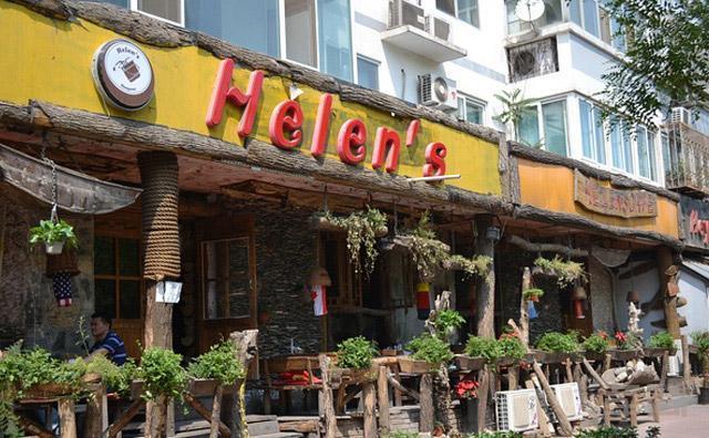 Helen's全国连锁餐厅