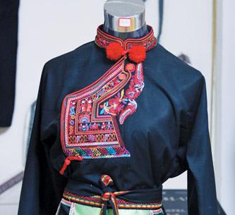 线形纹 —— 畲族服饰花纹图案(三)