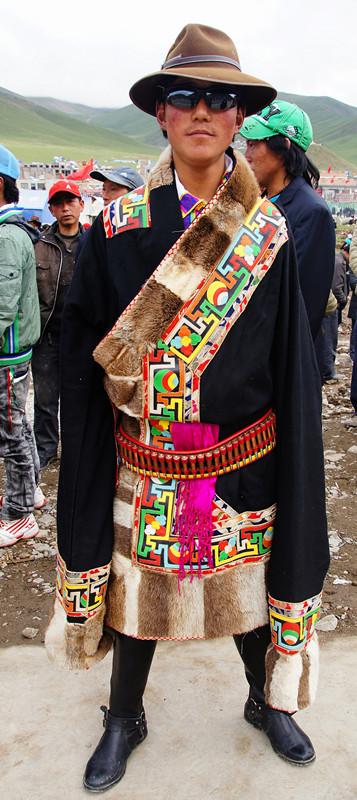【高清】藏族人物服饰摄影(上)