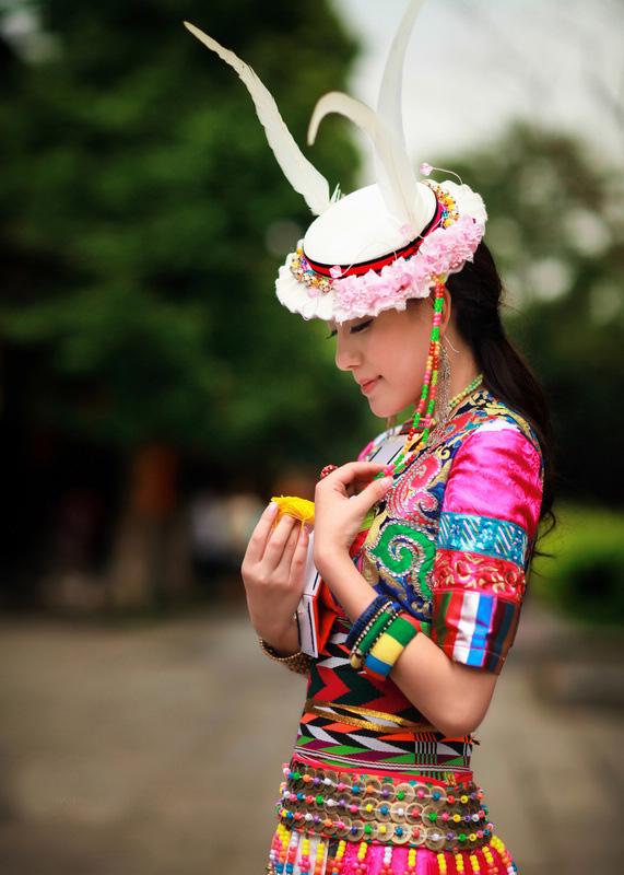 【高清】藏族人物服饰摄影(中)